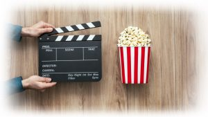 youtube and popcorn